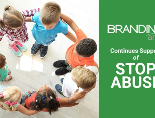 Branding Arc Helps Increase Awareness for Stop Abuse